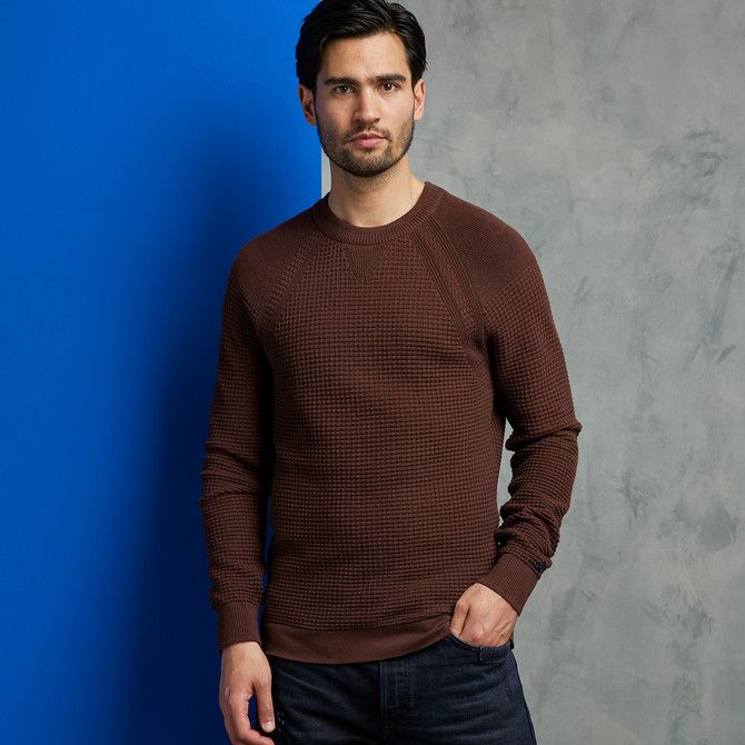 Cotton Solid Sweater