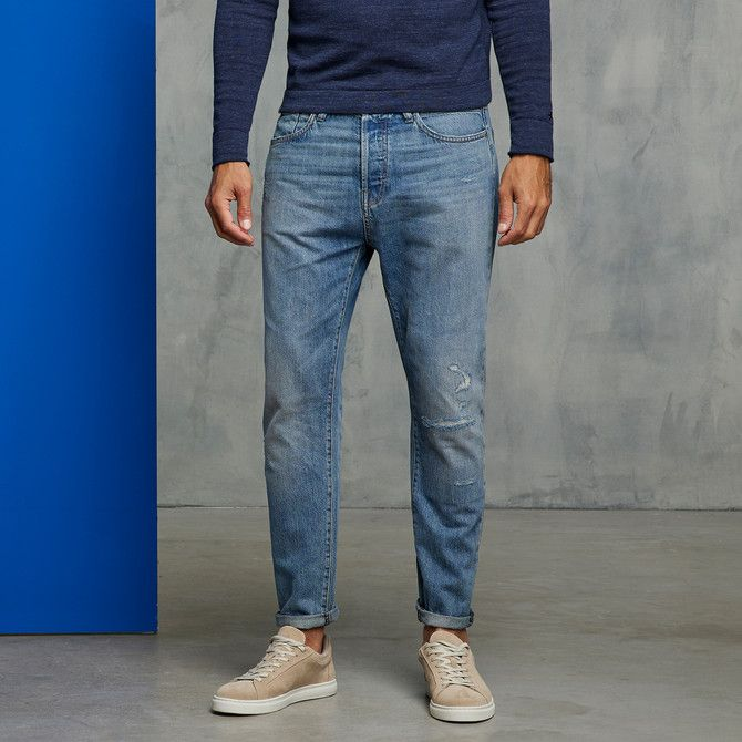 CUDA RELAXED TAPERED FIT